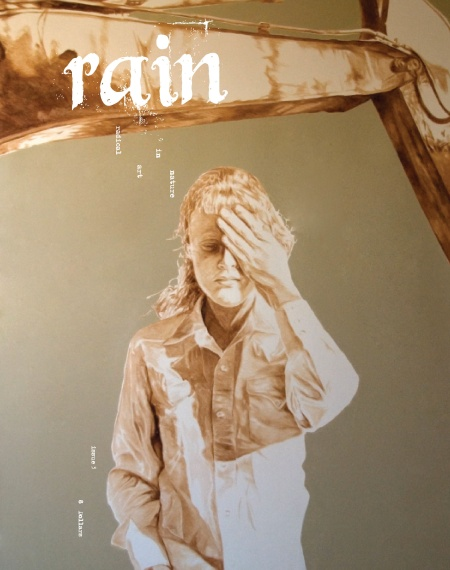 RAIN Issue #3 Cover Art by Jeremy Crowle
